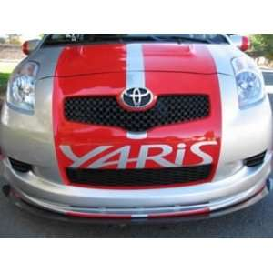 2007 Toyota Yaris Kaminari ground effects kits (Toyota Yaris body kits