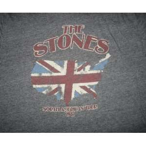XL T shirt The Rolling Stones   North American Tour 1981 (Extra Large
