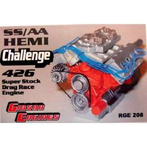 AA Challenge Super Stock Drag Race Engine by Ross Gibson Toys & Games