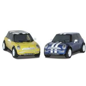 Scalextric C3128   Mini Cooper Slot Car Twin Pack Toys