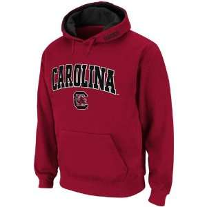 South Carolina Gamecocks Garnet Classic Twill II Pullover
