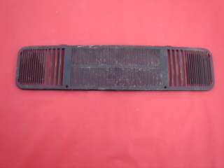 1964 1/2 1965 1966 Mustang Dash Radio Speaker Vent Trim Defrost Panel