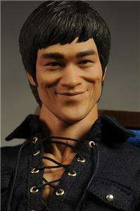 Hot Toys Bruce Lee Auth Casual Smiling Head