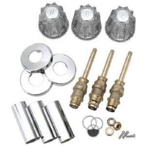 Brass Craft Service Parts Pfis Acry Tub/Shwr Kit Sk0274 Faucet Repair
