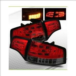 Spyder LED Euro / Altezza Tail Lights 06 08 Audi A4