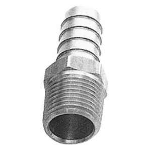 Trans Dapt 2269 Brass Straight Fuel Hose Fitting Automotive