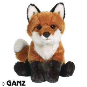Webkinz Virtual Pet Plush   Small Signature Series   FOX Toys & Games