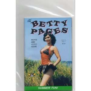 The Betty Pages #8 Greg Theakston Books
