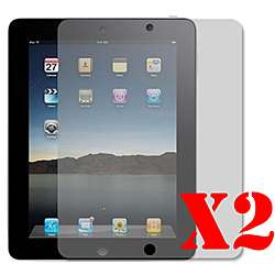 piece Glossy Apple iPad 2 Screen Protector