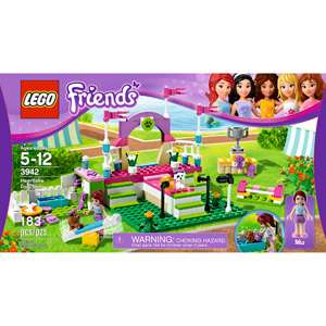 LEGO Friends Heartlake Dog Show Building Blocks & Sets