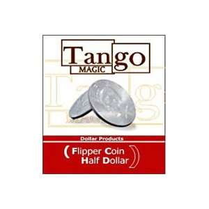 Half Dollar Tango Money Coins Magic Trick Bills