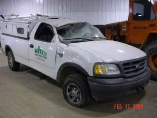 2001 FORD F150 PICKUP AUTOMATIC TRANSMISSION 4X4