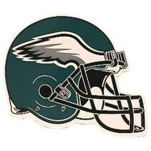 Philadelphia Eagles Helmet Car Magnets (Set of 2) Sports