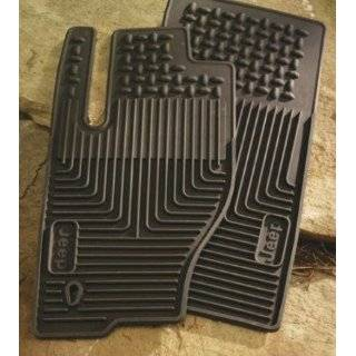 Jeep Grand Cherokee & Commander Slush Floor Mats (Dark
