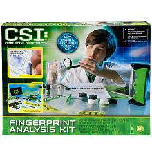 Edu Science CSI Fingerprint Analysis Kit   Toys R Us