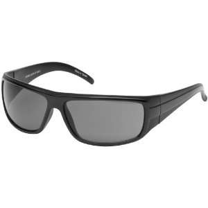BikeMaster Sicily Sunglasses, Primary Color Black SW