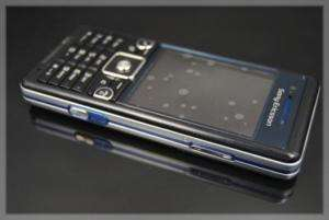 Unlocked Sony Ericsson C510 3.2MP GSM Mobile Phone Blue 095673852070