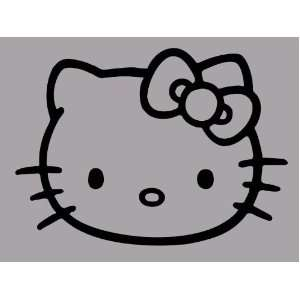 Hello Kitty Auto Car Wall Decal Sticker Vinyl 7.25X5.25