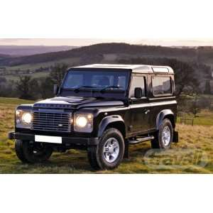 DOG GUARD / PET BARRIER for LAND ROVER DEFENDER 90 (1983 2006