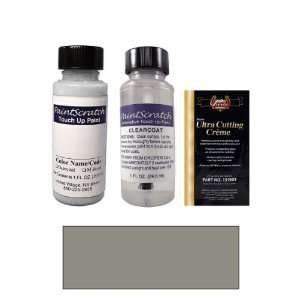 Oz. Pearl Gray Metallic Paint Bottle Kit for 1976 Citroen All Models