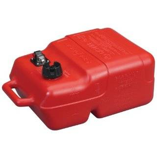 Moeller Scepter Topside Marine Fuel Tank with Gauge (6.6 Gallon)