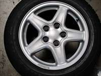 Chevy Camaro Factory 16 Wheels Tires 5056 9595604 245/50/16 Rims OEM