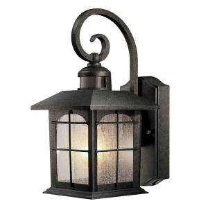 Outdoor Motion Sensing Wall Lantern HB7251M 292