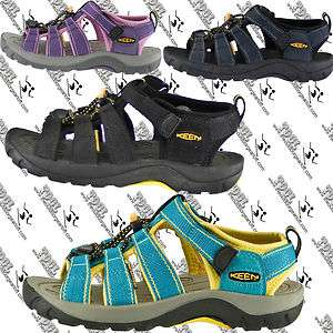 KEEN YOUTH KIDS GIRLS BOYS 9638 ZUMA SPORT SANDALS US 1, UK 13 EU 33