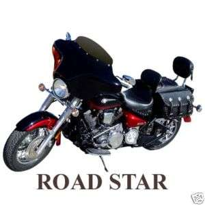 YAMAHA ROAD STAR   HOPPE QUADZILLA Detachable Fairing