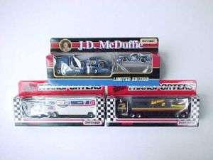 Matchbox Racing Richard Petty Rusty Wallace JD McDuffie