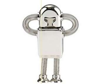 Metal Robot 4G USB Flash Memory Drive Stick Pen U disk