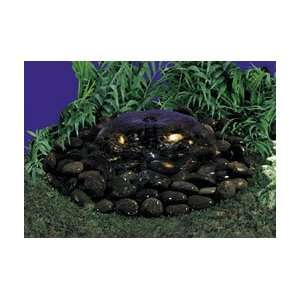 Clear Pond Landscape Fountain Kit (10x26)** Patio, Lawn