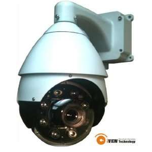 iVIEW OUT DOOR IR PTZ PAN/TILT/ZOOM CAMERA 3rd GENERATION