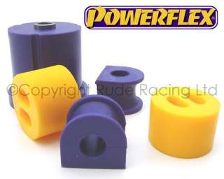 POWERFLEX SUSPENSION BUSHES KIT SEAT LEON MK1 + CUPRA R