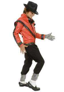 Kids Michael Jackson Thriller Jacket   Child Michael Jackson Costumes