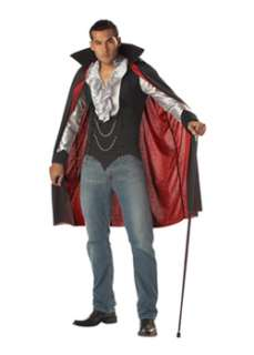 Very Cool Vampire  Cheap Gothic/Vampire Halloween Costume for Men