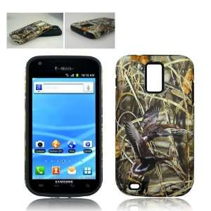 CAMO CAMOUFLAGE MOSSY HUNTER HYBRID CASE COVER PROTECTOR SNAP ON Cell