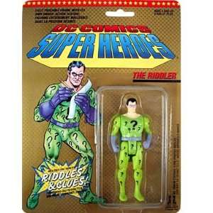 DC Comics Super Heroes  Riddler Action Figure Toys