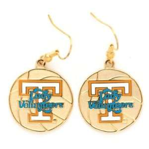 TENNESSEE VOLUNTEERS OFFICIAL LOGO EARRINGS  Sports