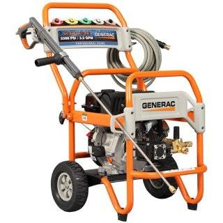 GPM Gas Pressure Washer with Subaru Engine Patio, Lawn & Garden