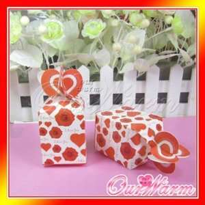 25 rose wedding party gift favor boxes candy supplies Toys & Games