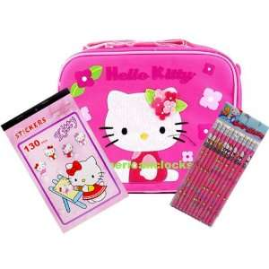 + Sticker set, Hello Kitty Backpack also available Toys & Games