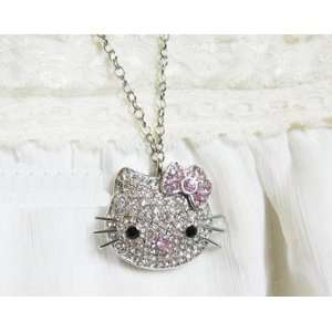 8 GB Hello Kitty Crystal Jewelry USB Flash Memory Drive
