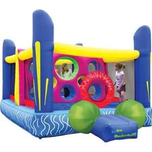 Jumpn Dodgeball Inflatable Bounce House Toys & Games