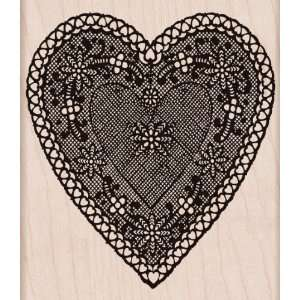 Hero Arts   Woodblock   Valentines   Wood Mounted Stamps