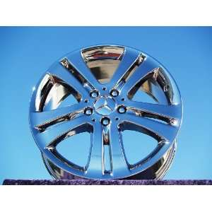com Mercedes Benz ML/R class Set of 4 genuine factory 18inch chrome