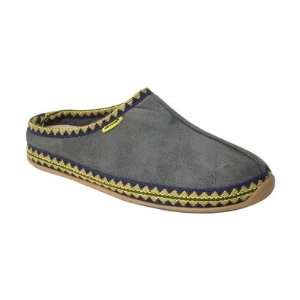 Slipperooz by Deer Stags WHRVR MCSD GREY Mens Wherever Slippers Baby
