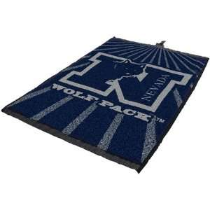 Nevada Wolf Pack Jacquard Golf Towel (Set of 2)