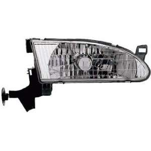 Toyota Corolla Sedan Passenger Lamp Assembly Headlight Automotive