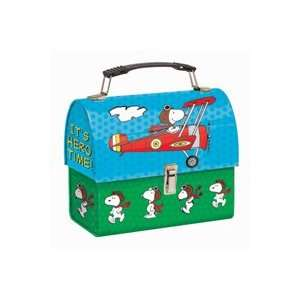 Peanuts Flying Ace Lunch Box